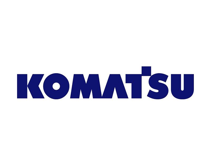 Assistenza mini escavatori, minipale, attrezzature edili del marchio KOMATSU - Rip Rent srl Bergamo