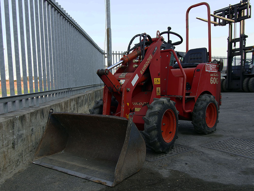 Macchine movimento terra nuovo-usato-noleggio | Bergamo - Rip Rent srl